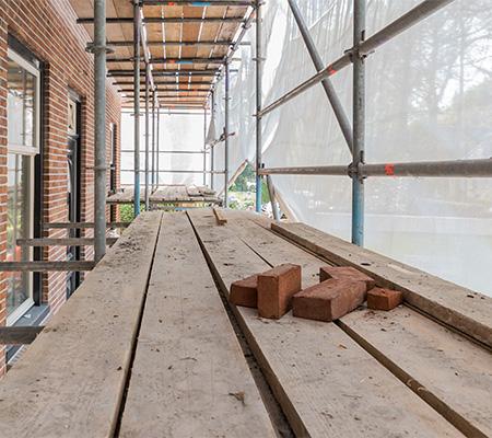 Rénovation extérieure de maison à Nomain près d'Orchies