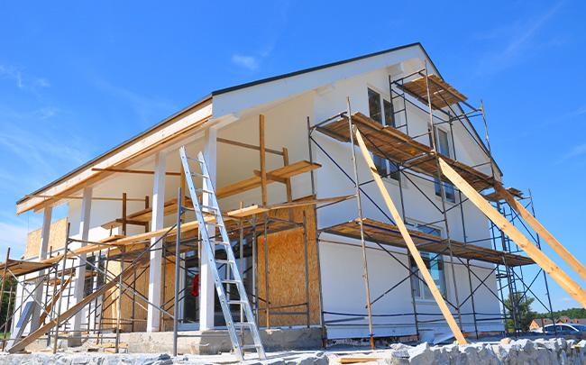 Rénovation extérieure maison à Nomain
